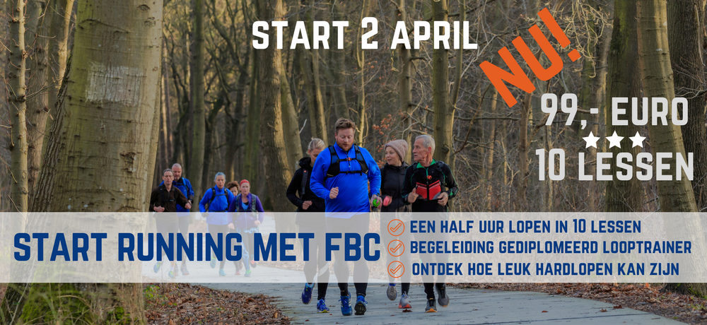 Start running met FBC