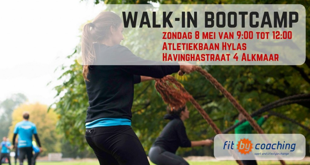 walk-in bootcamp